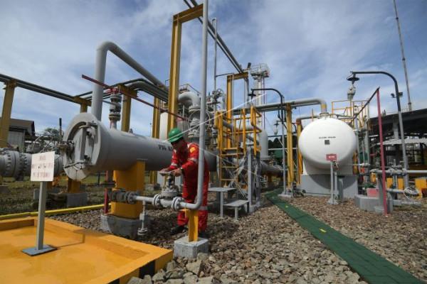 Penggunaan gas industri Sumut meningkat saat Ramadhan