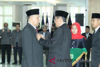 Effendy Pohan Pjs Bupati Padang Lawas