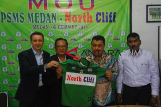 Northcliff sponsor utama PSMS
