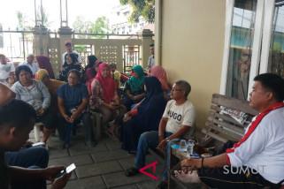Suami ditangkap istri ABK datangi ketua DPRD