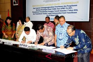 BPK apresiasi LHP  keuangan Pemkot Medan