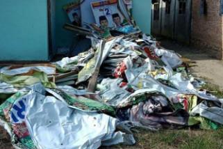 Panwaslih bersihkan ratusan APK