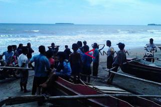 seorang nelayan hilang saat melaut