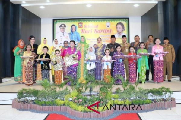 Pemkot berharap kaum hawa termotivasi sosok Kartini