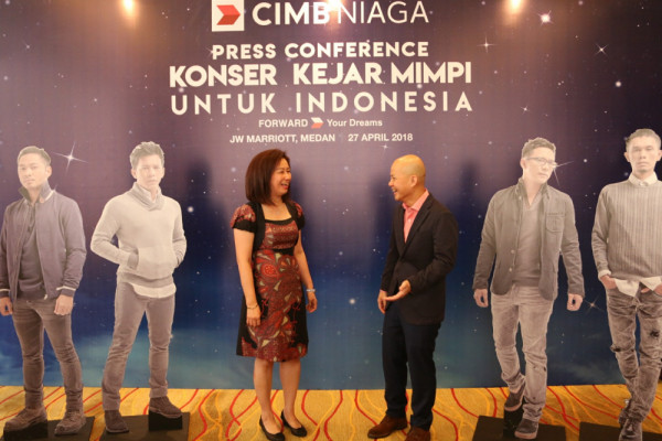Konser Kejar Mimpi untuk Indonesia