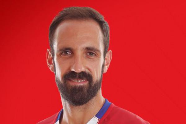 Bel Altetico Juanfran absen saat hadapi Arsenal