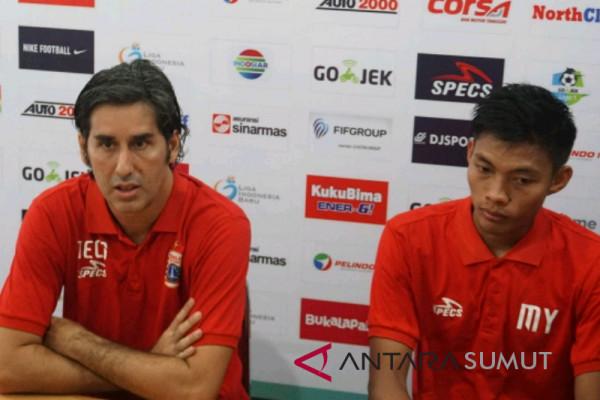 Pelatih Persija akui kekalahan dari PSMS