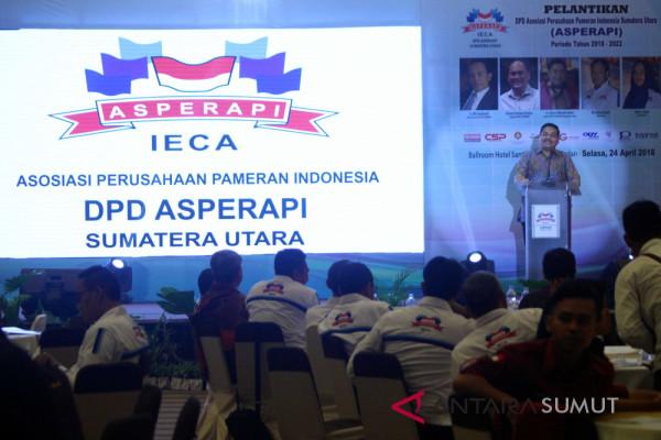 Perkenalan Industri Pameran Indonesia