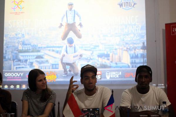 Tari Hip Hop Perancis