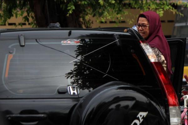 """Anggota DPRD usai diperiksa KPK """"no comment"""""""