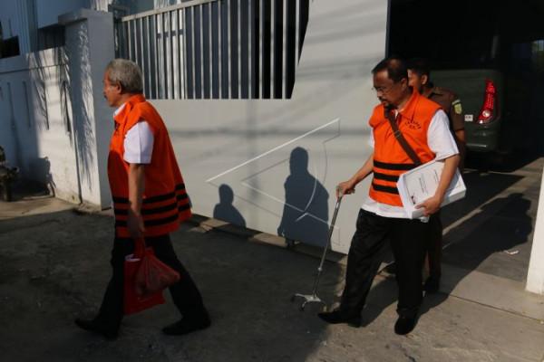 Bupati Batubara nonaktif dituntut delapan tahun penjara
