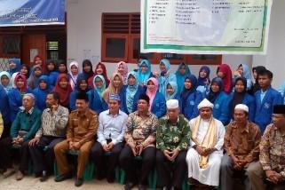 Kordinator Kopertis IX lepas mahasiswa STAIS KKL