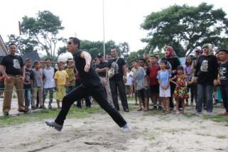 Pesta rakyat HUT kota Pematangsiantar