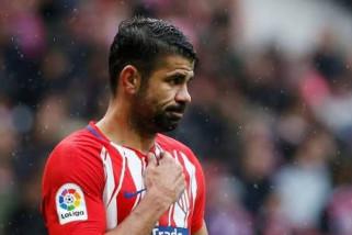 Costa terancam absen di semifinal liga Eropa karena cedera otot