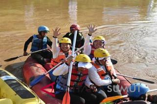 Dirut Inalum ikut bersih-bersih Sungai Ciliwung