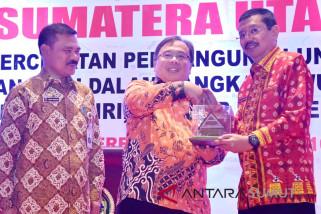 Menteri PPN puji Gubernur Sumut