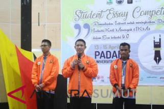 Darul Mursyid ke final LKTI Nasional UNAND
