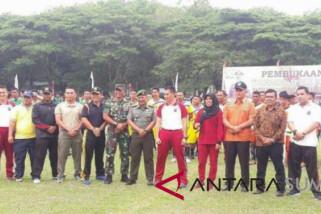 24 klub ikuti turnamen Piala Kapolres Langkat