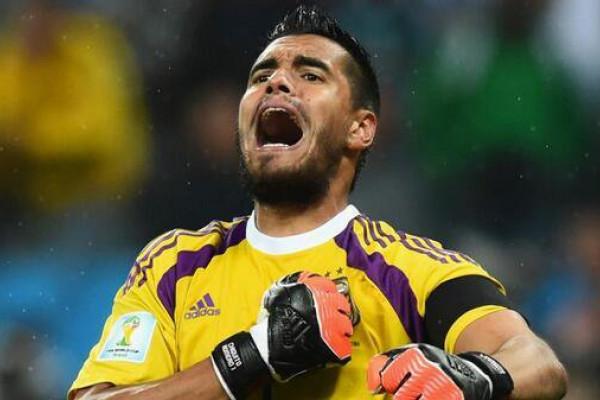 Romero absen dari Piala Dunia akibat cedera lutut