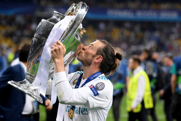 Bale antarkan Real Madrid Juara Liga Champion