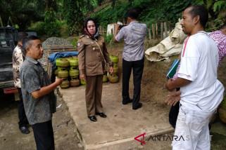 Pemkab Asahan lakukan monitoring LPG 3 Kg