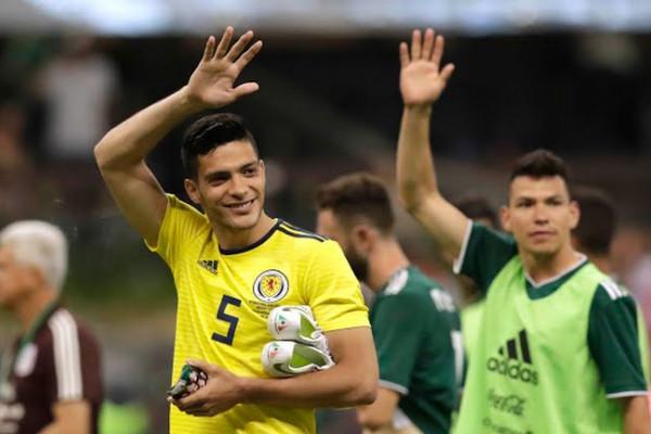 Meksiko menang 1-0 atas Skotlandia