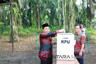 Bupati : Gubernur Sumut terpilih diminta pemekaran Sumteng