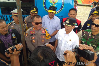 Arus Mudik:Satu sopir angkutan umum positif gunakan narkoba
