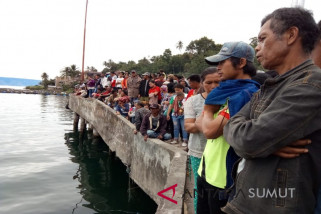 Keluarga korban kapal tenggelam pasrah