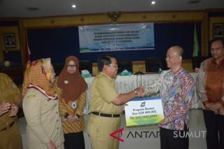 Pemkab Deliserdang dukung program donasi JKN-KIS