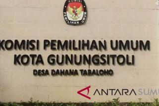 KPU Gunungsitoli sudah terima surat suara pilkada