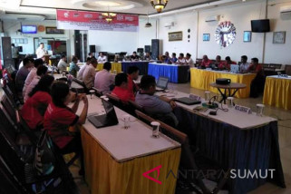 KPU sosialisasi aplikasi sistem informasi pencalonan