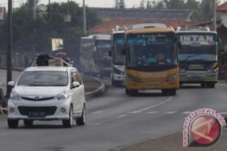 Jalur utama lintas tengah Sumatera mulai padat kendaraan