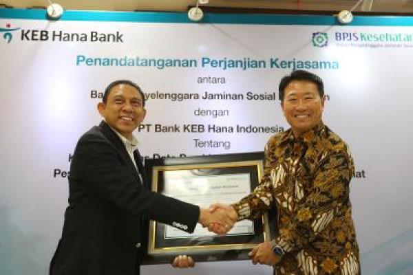 Bank KEB Hana Indonesia - BPJS Kesehatan kerja sama pemberian fasilitas pembiayaan