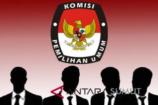 KPU Langkat tetapkan 635 daftar calon tetap legislatif