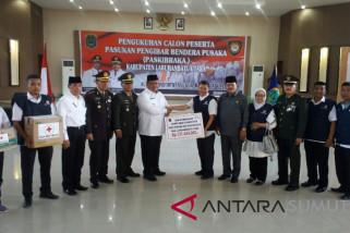 131 juta untuk Lombok dari Labura