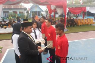 Sepuluh WBP Lapas Pulosimardan terima remisi bebas