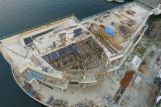 Pelindo kembangkan terminal penumpang Pelabuhan Sibolga
