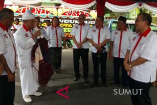 N4J Pematangsiantar targetkan 85 persen untuk Jokowi