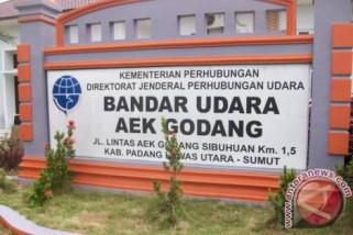 Bandara Aek Godang berharap dukungan Pemkab Paluta