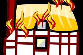 Empat rumah di Simalungun terbakar