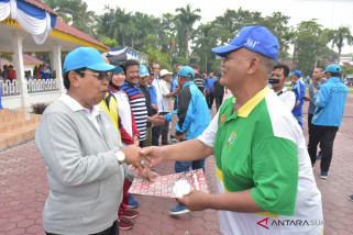 Pemkab Deliserdang berikan penghargaan kepada 436 atlet dan pelatih