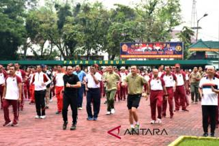 Gubernut Sumut: TNI-POLRI harus selalu bersinergi