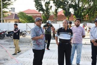 Penataan kawasan lapangan Sultan Abdul Jalil Rahmadsyah Kota Tanjungbalai