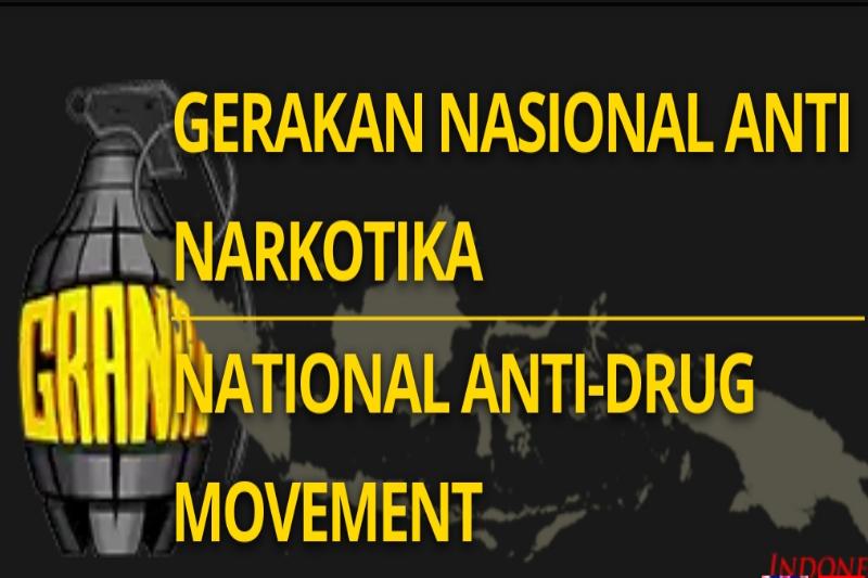 Granat Sumut: selamatkan pelajar dari pengaruh narkoba