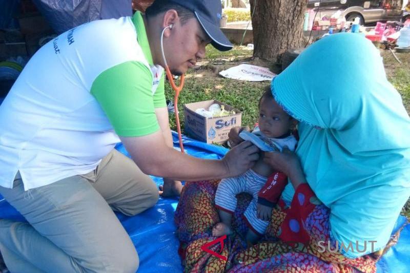 Inalum kirim bantuan dan tim medis ke Palu-Donggala