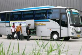 Bus gratis untuk warga pengunjung MTQN Sumut