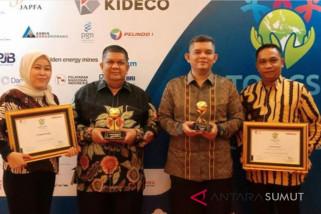 Bank Sumut raih dua penghargaan Top  CSR