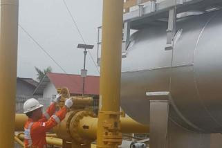 Integrasi pipa tidak ganggu penyaluran gas