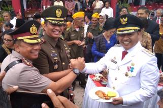 Hari jadi Taput bersanding dengan HUT TNI dan ultah Nikson Nababan